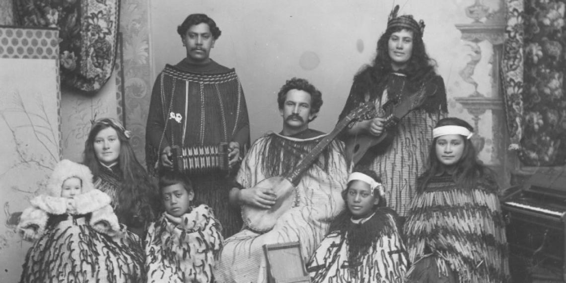 Māori south island music group